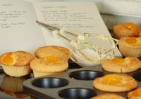 Mini Muffins Magret fumé & orange