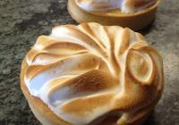 Tarte au citron meringuée façon Cheesecake & Petit Lu