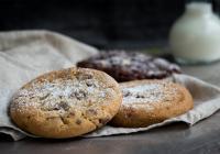 Cookies Carambar et noisettes
