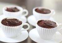 Bouillie au chocolat