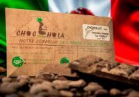 """Tablette Chocolat aux amandes """"La Puebla"""