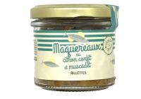 Merrine Maquereau au Citron & Muscadet