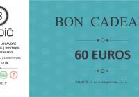 Bon Cadeau 60 Euros