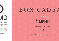 """Bon Cadeau Menu """"Saveurs du Chef"""""""