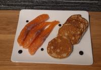 "Gravlax de Saumon ""Label Rouge"" & Blinis"